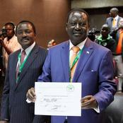 Raila Gets This Reprieve From His Party