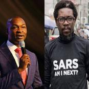 Apostle Johnson Suleman joins Segalinks as they dissociate themselves from the ENDSARS Protest