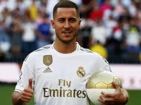 Do you think Hazard can still meet expectations in Madrid?