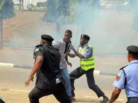 Two Shehu Killed And Many Injured, As Islamic Movement In Nigeria Clash With The Police In Kaduna.