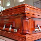 Carpenter retrieves a stolen coffin worth 2200 Ghana cedis in Accra