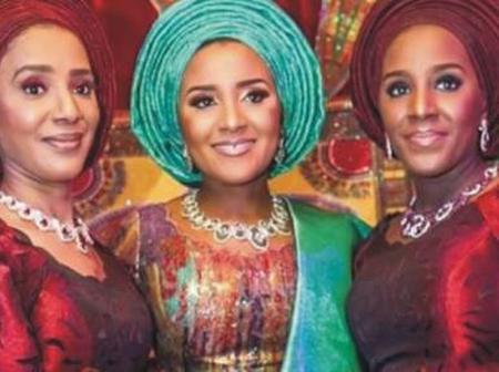 Meet Three Billionaire Daughters Of Aliko Dangote