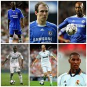 Meet 3 Players Who Played For Real Madrid And Chelsea