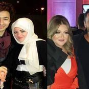 شاهد.. هذه هي زوجة الفنان حمادة هلال بعد خلع الحجاب.. جمال وأنوثة تخطف الأنظار.. صور