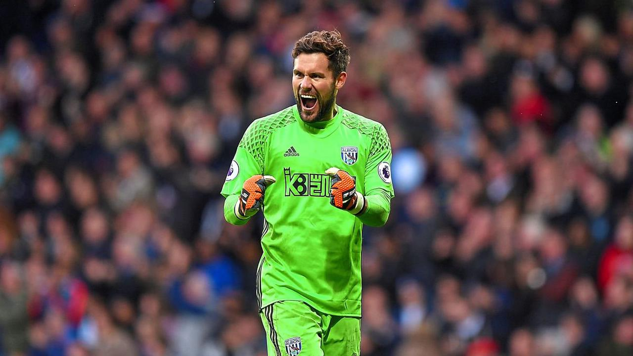 A whole new ball game for ex-West Brom keeper-turned-YouTube star Ben Foster