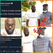 The Igbo man who was arrested after criticizing President Buhari has been released