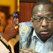 Angry Mike Sonko Responds to Headline by The Standard on his Dramatic Life