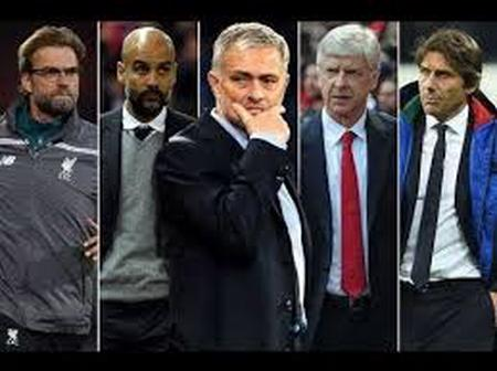 List Of The 20 Best Coaches In The World