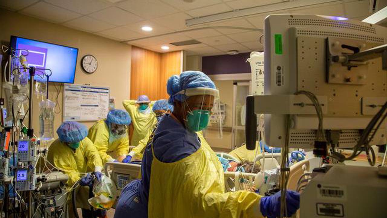 Canadian ICU feels crush amid variant-driven COVID surge
