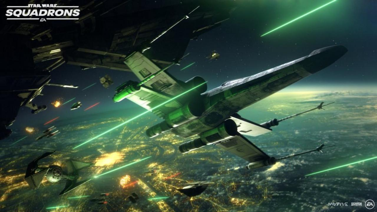 EA's Excellent 'Star Wars: Squadrons' Game Is on Sale for 40% Off