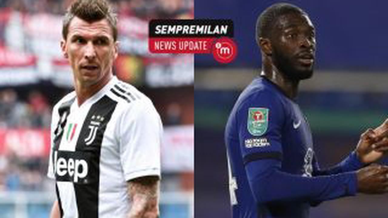 SM: Mandzukic waiting for Milan's decision - talks ongoing with Chelsea over defender