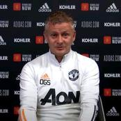 Manchester United Manager Ole Gunner Solskajaer Provides Injury News ahead of the Manchester Derby