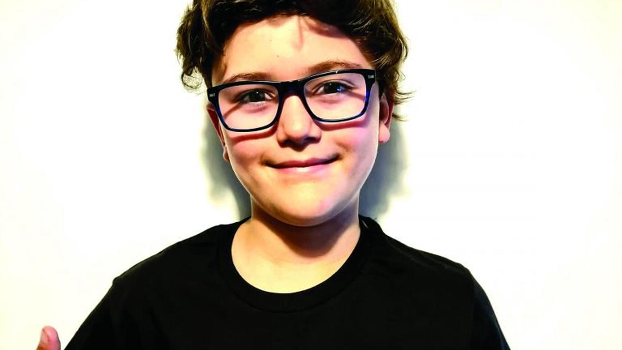 Help Roman realise his dreams before disease claims his sight