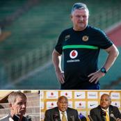 Kaizer Chiefs board backs and gave Hunt another year in charge