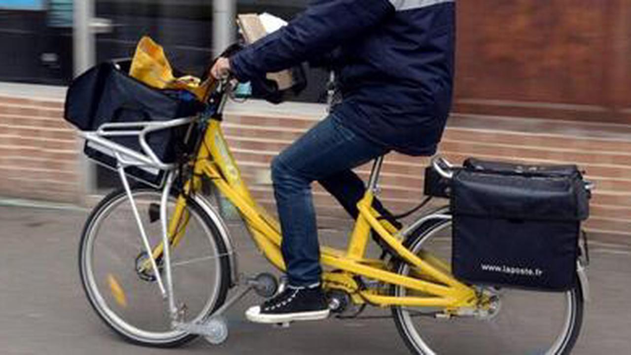 Roubaix. Un ado aurait volé des colis dans le vélo du facteur sous les yeux des policiers