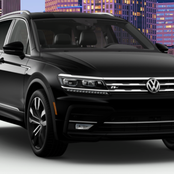 What is new on the Volkswagen Tiguan