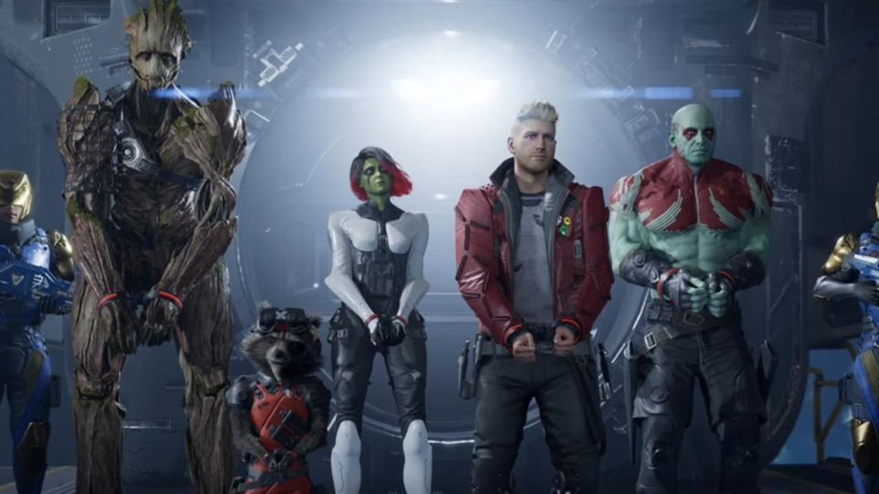 Marvel's Guardians of the Galaxy Game: Download size leaked online ahead of release