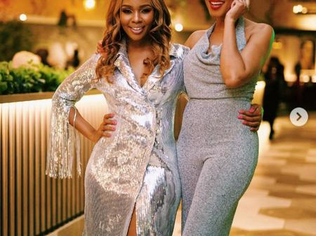 Kgomotso Christopher and Pasi Koetle leave their fans flabbergasted with their recent pictures