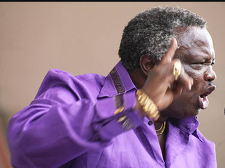 Atwoli Breaks His Silence Over Romours Of His Close Relative And Former Khwisero MP's Death