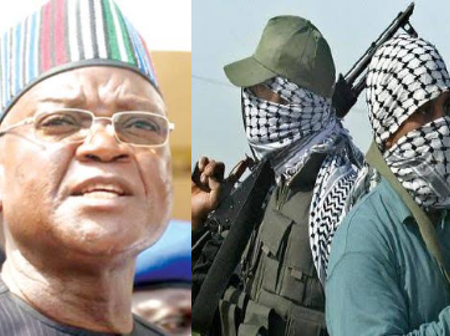 An Open Letter To Governor Ortom After Attack On His Convoy By Armed Herdsmen