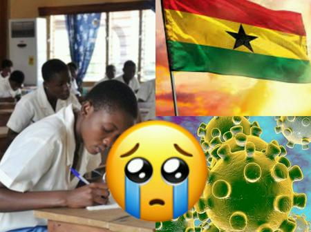Sad News Hits Ghana As Adom Tv Reveals The Number Of Students Affected By Covid-19.