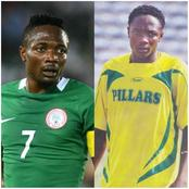 Super Eagles' Captain, Ahmed Musa, Speaks On His Return To Kano Pillars, Gives His Reasons