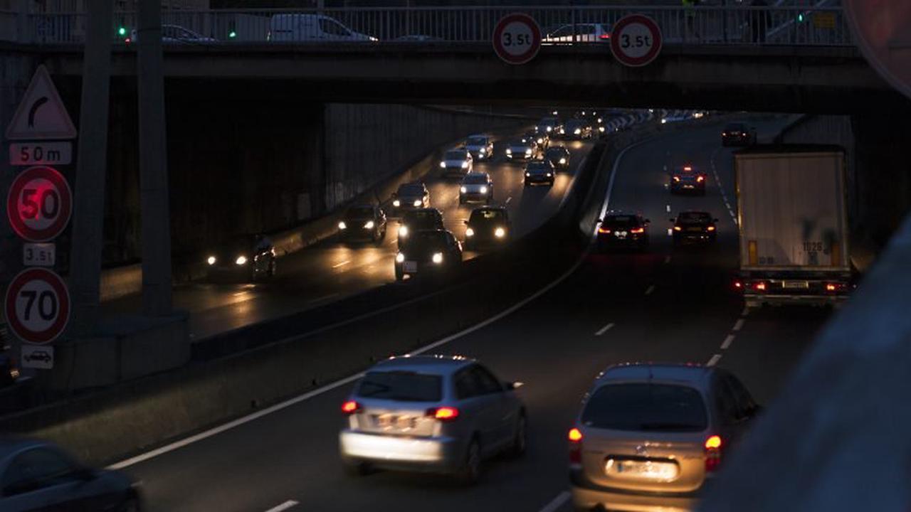 Alerte trafic : l'autoroute A47 coupée à Givors en direction de Lyon