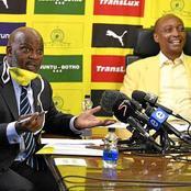 Mamelodi Sundowns owner Patrice Motsepe to indirectly finance the purchase of Highlands Park FC?
