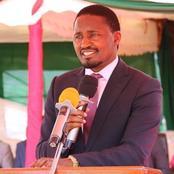 Mwangi Kiunjuri Makes Surprising U Turn on BBI