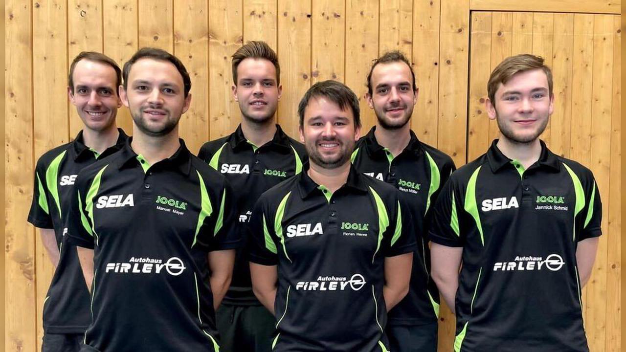 Die SG Aulendorf spielt erstmals in der Verbandsliga