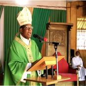 Even That Sin You Think It Is Impossible To Get Rid Of Can Go, Don't Give Up-Bishop Of Nsukka Diocese