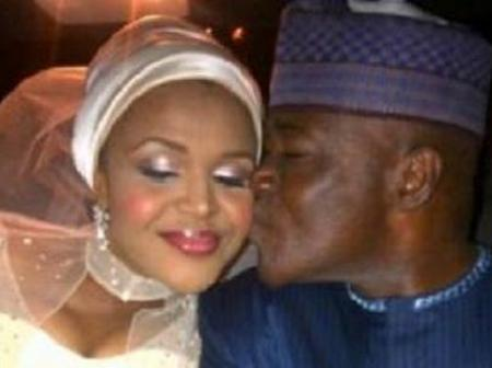 Meet Adorable Daughter of Ex-FCT Minister Who Married Ex-Inspector General Of Police