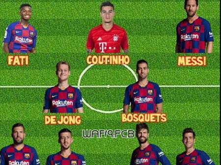 Barcelona Team News: Injuries And Suspension List, Predicted Lineup Against Sevilla At Camp Nou