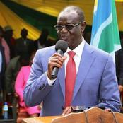 Meru Governor Kiraitu Murugi Sends Out This Daring Message to President Uhuru Kenyatta and DP Ruto