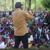 UDA Team And ANC Hold Parallel Rallies In Matungu