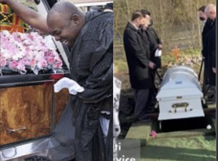 b51a4c10d4d14bcaaee8396b41abe067?quality=uhq&resize=720 - Tears Flow From The London Cemetary Where Becca's Mother, Juliana Oti Was Buried - Sad Scenes