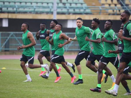 Joe Aribo Promises The Super Eagles Will Give Their All Against Benin