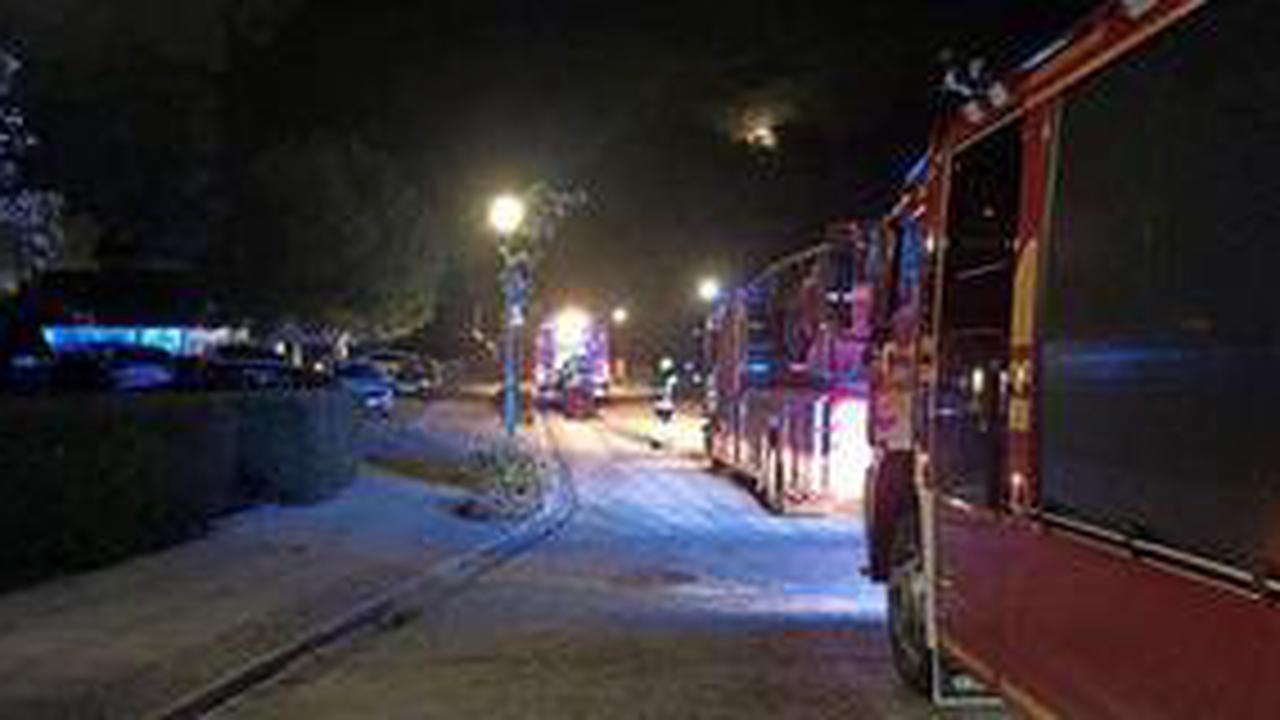 Feuerwehren eilen in die Zinnowitzer Dünenstraße: Das war der Grund