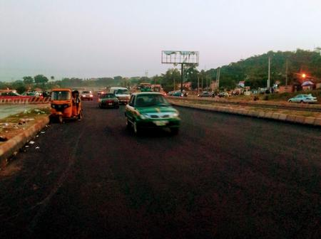 Abiodun completes inherited flyover bridge from Amosu Administration, opens same to traffic