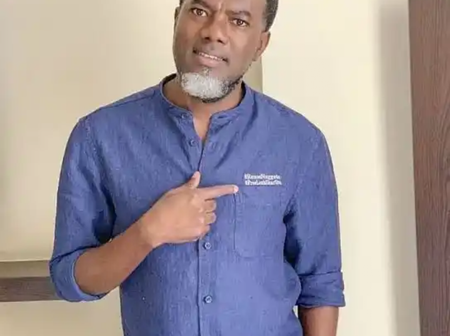 Reno Omokri Replies A Man Who Said That There Are No More Virgins In Nigeria
