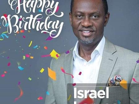 Isreal Laryea is a year older today