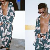 Davido's manager, Taaooma, DJ Spinall and others react as Wizkid drops new pictures