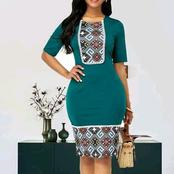 Beautiful and GORGEOUS Ankara style that will melt your heart.  (Photos)