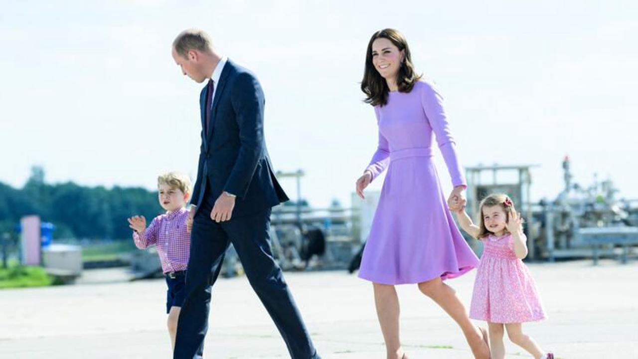 Kate Middleton: cette adorable confidence sur George et Charlotte n'est pas passée inaperçue