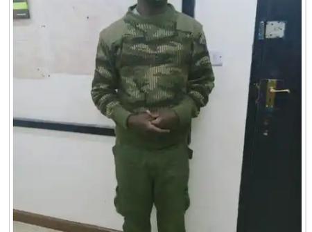 Man In Custody After Police Caught Him Patrolling Estate At Night