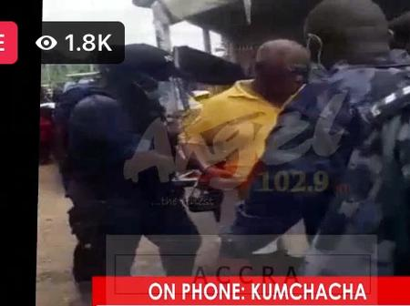 Prophet Kumchacha records video of the 80yr Old Man who shot his beautiful niece at Apedwa