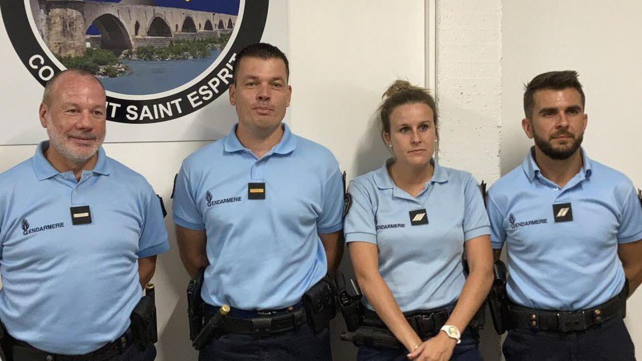 Pont-Saint-Esprit. Des nouveaux visages à la gendarmerie