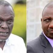 Murathe Reveals plans to evict Ruto from his Karen residence