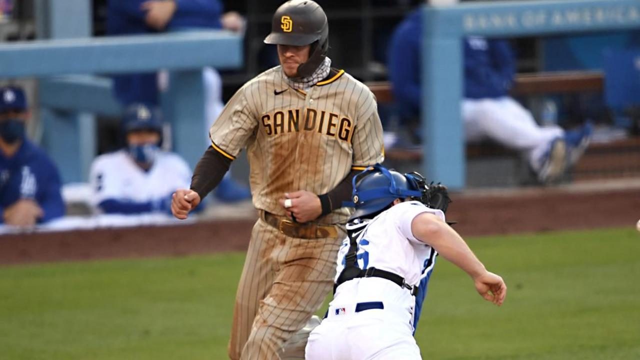 Padres' Ryan Weathers: Earns three-inning relief win