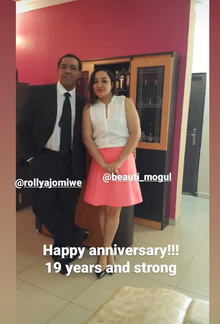 Nigerian Idol: Beyonce shows off her parents as they celebrate their 19th wedding anniversary 7